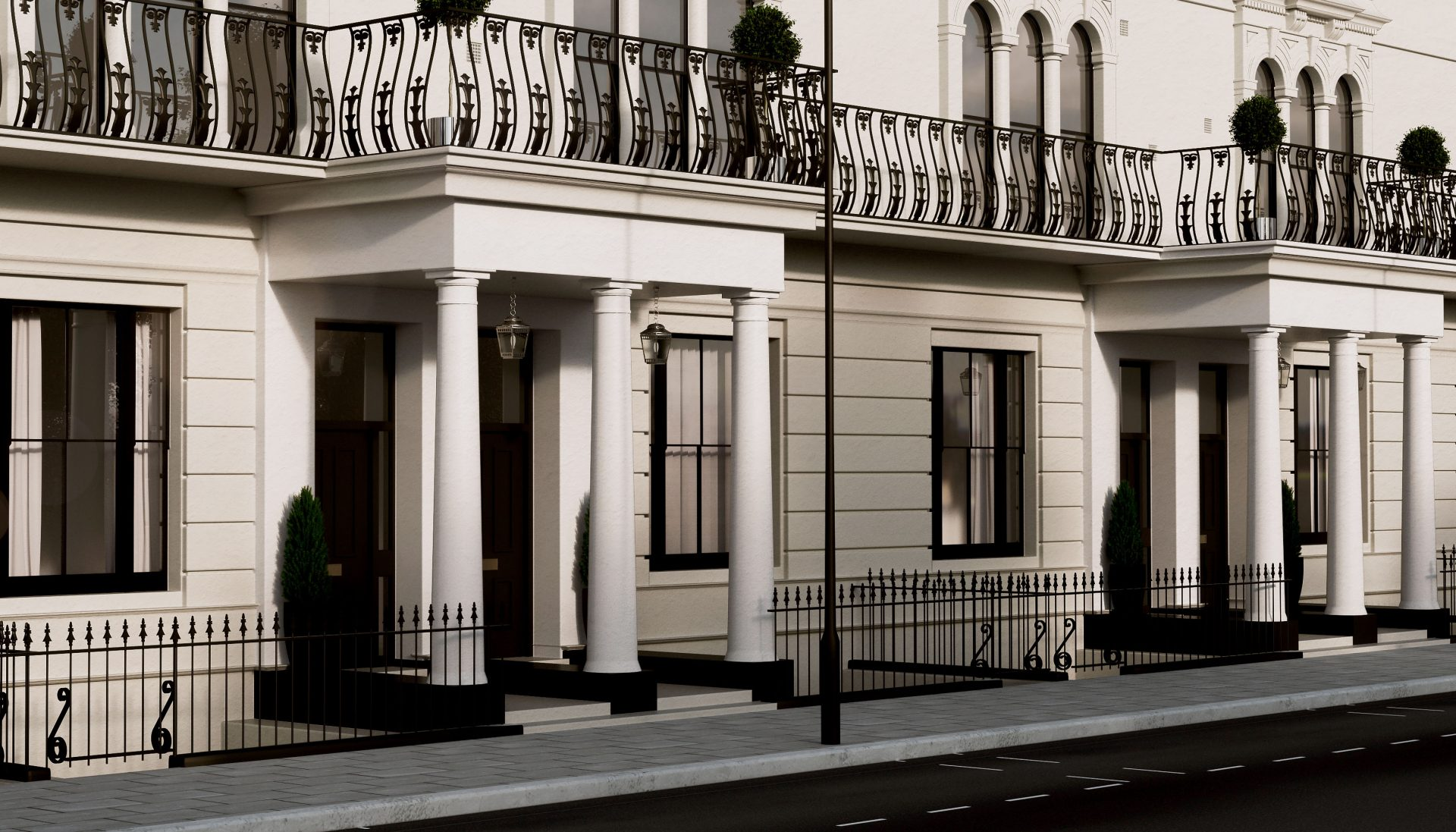 22 Kensington Gardens Square  |  W2