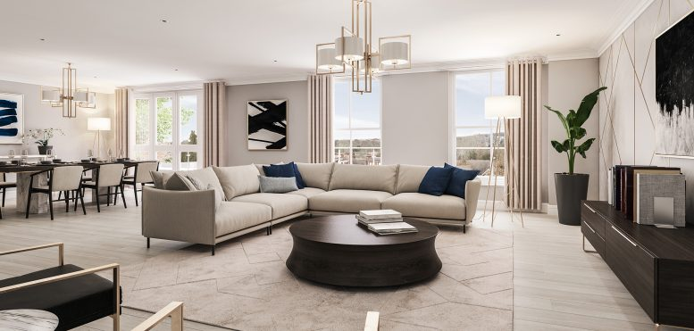 Fruition Properties launches The Halley