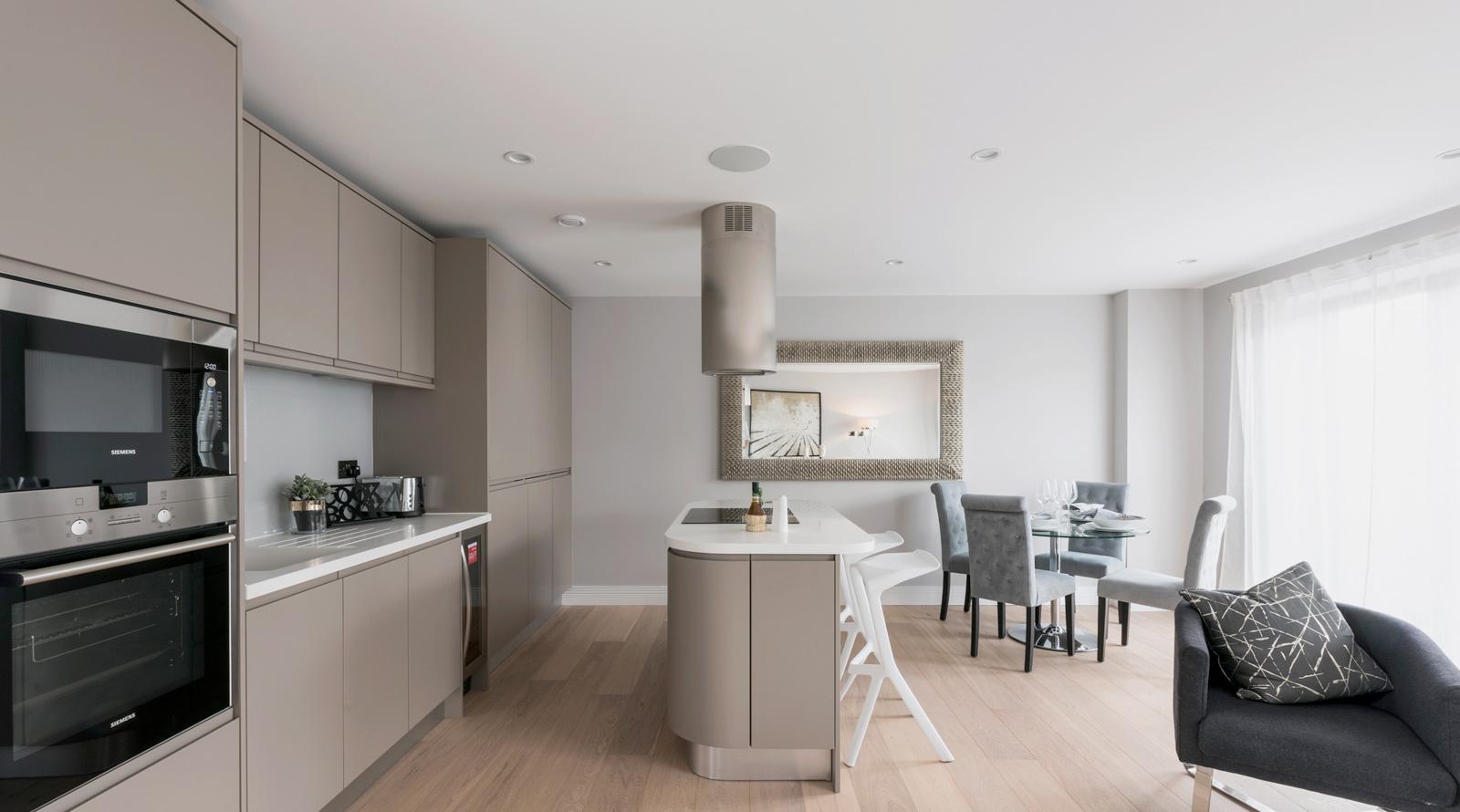 Madison Apartments |  SW6
