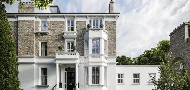 A new conversion in Notting Hill W10