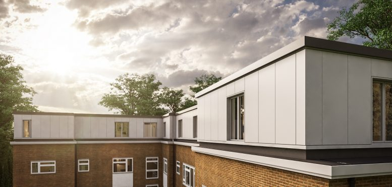 Air rights planning approval in Putney