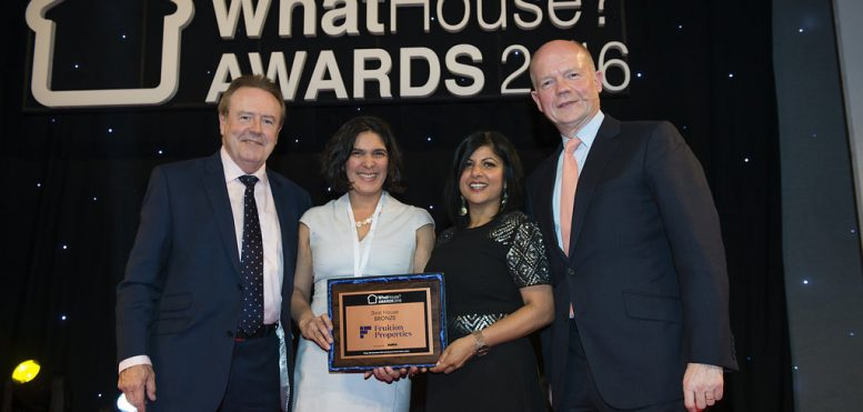 Merchant Terrace wins 'Best House' award