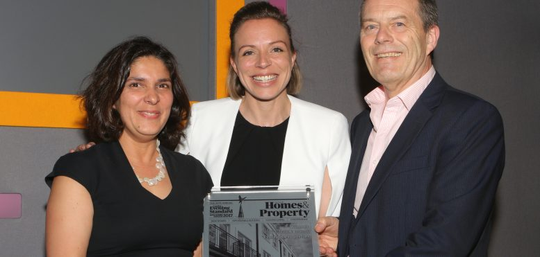 Merchant Terrace wins 'Best Family Home'