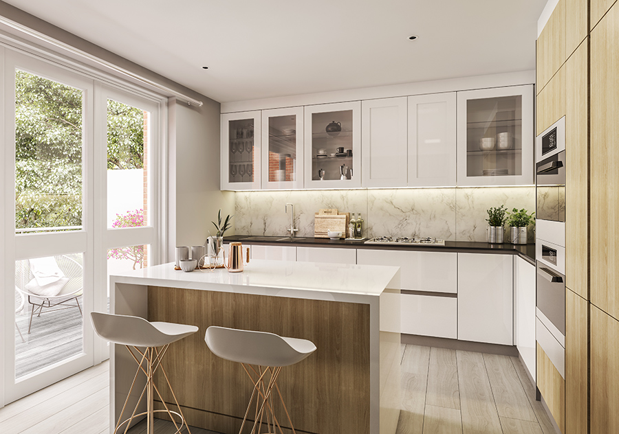 The Halley Kitchens
