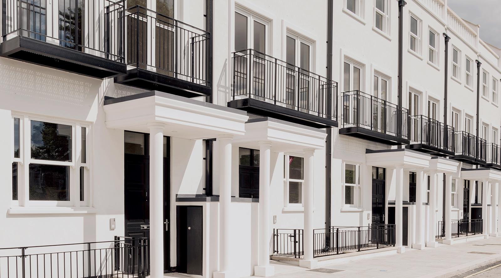 Merchant Terrace | W6