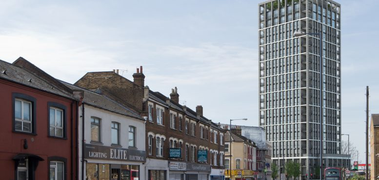 Planning approval granted in NW10
