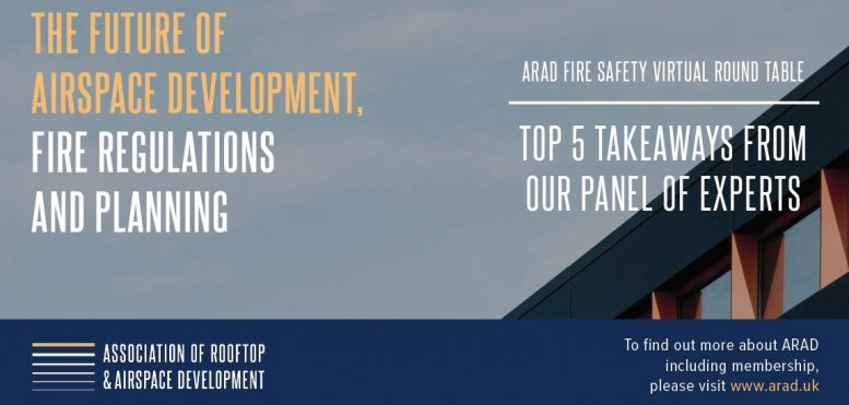 ARAD Fire Safety Roundtable