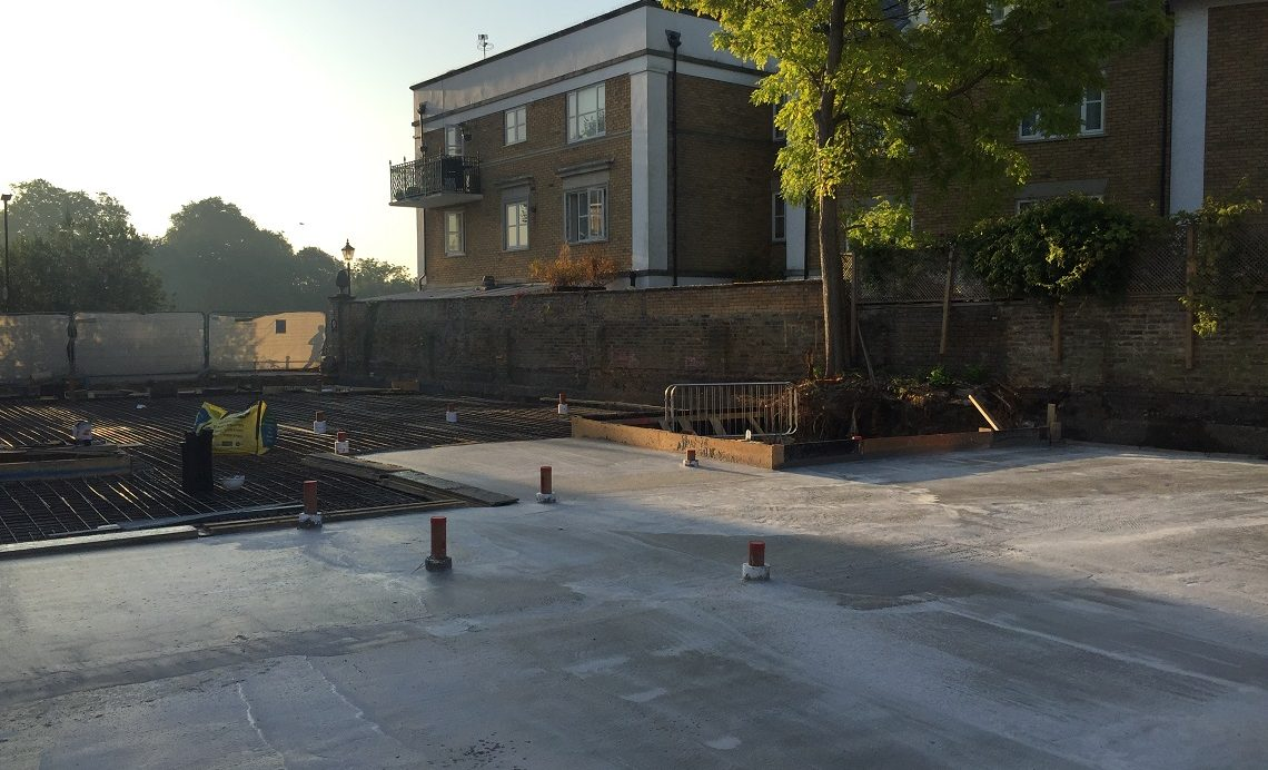 Riverside Development Progress